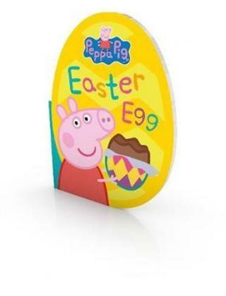 Peppa Pig: Easter Egg [Knihy - Leporelo]